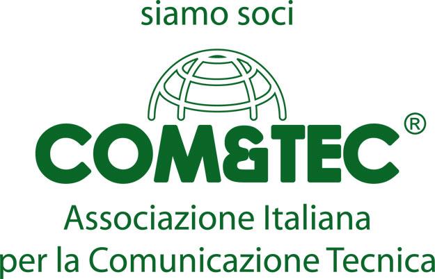 Logo Siamo Soci Com&Tec