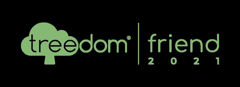 Logo Treedom Friends 2021