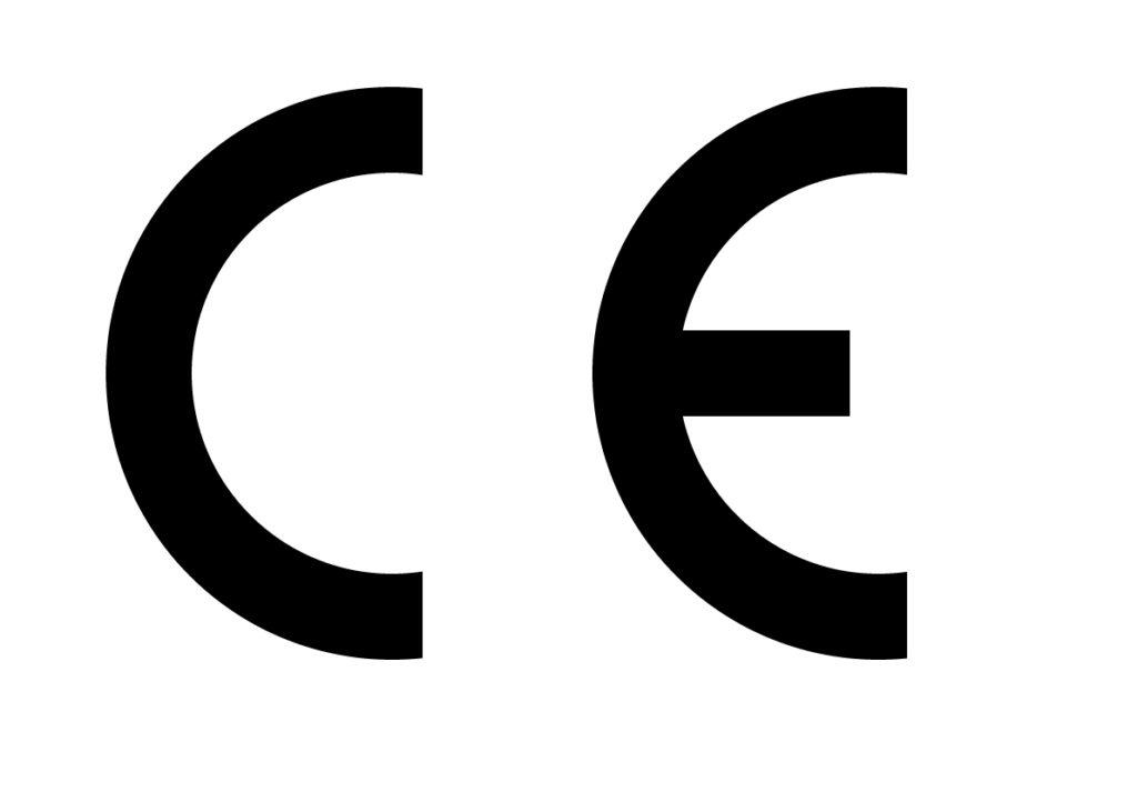Logo CE originale